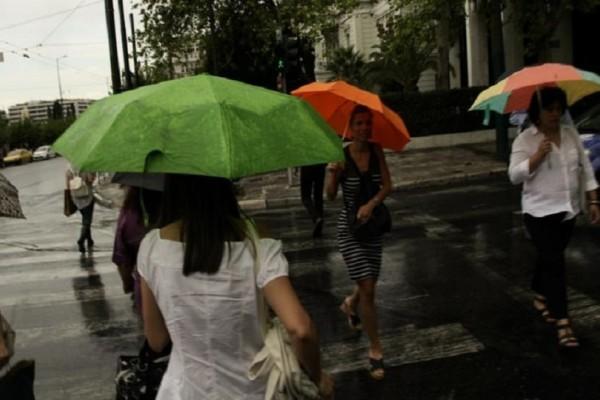 Καλοκαιρινές... βροχές και μποφόρ προβλέπονται σήμερα, Παρασκευή! - Πού θα κυμανθεί η θερμοκρασία;