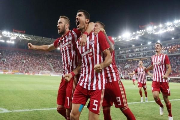 Europa League: Το πρόγραμμα του Ολυμπιακού!