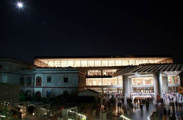 Συναυλία στο μουσείο της Ακρόπολης για την πανσέληνο του Αυγούστου!