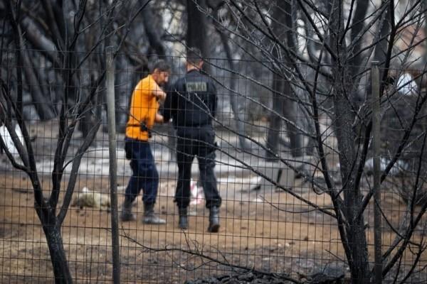 Τραγικός απολογισμός από την φονική πυρκαγιά: 85 οι νεκροί και ένας αγνοούμενος!