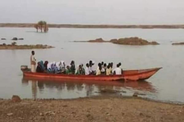 Τραγωδία με 22 πνιγμένα παιδιά στο Σουδάν!