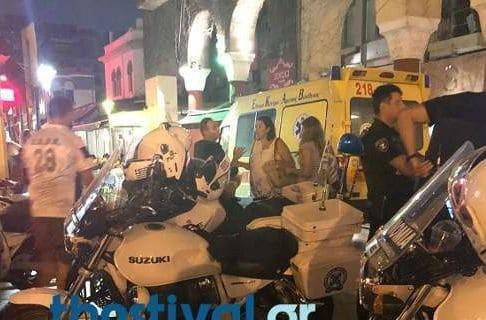 Θεσσαλονίκη: Διαρρήκτης έπεσε από τον 6ο όροφο οικοδομής