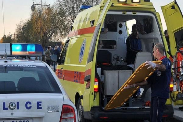 Τροχαίο με έναν νεκρό και δύο τραυματίες στην Εθνική Πατρών-Τριπόλεως!