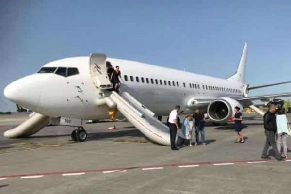 Αναστάτωση στο αεροδρόμιο της Πράγας! - Εκκενώθηκε αεροσκάφος λόγω φωτιάς