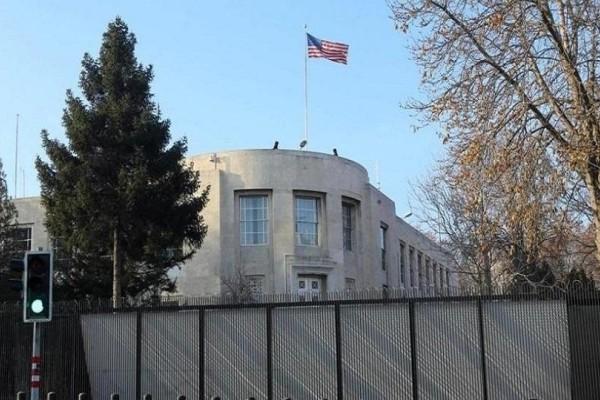 Πυροβολισμοί έξω από την πρεσβεία των ΗΠΑ στην Άγκυρα!