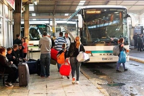 Ταυτοποίηση αποσκευών στα ΚΤΕΛ όπως στα αεροδρόμια!