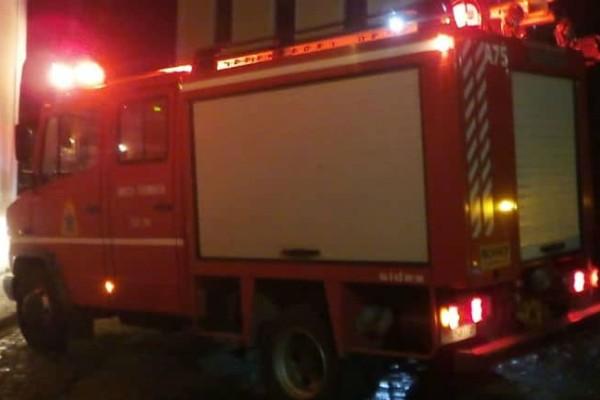 Κομοτηνή: Πυρκαγιά σε διαμέρισμα!