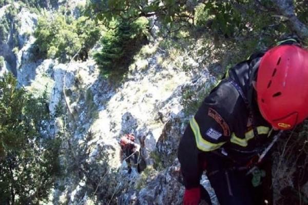 Συμβαίνει τώρα: Επιχείρηση διάσωσης ορειβάτη στον Όλυμπο!