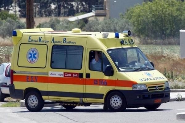 Τραγωδία στην Κόρινθο: Καταπλακώθηκε από το φορτηγό του!