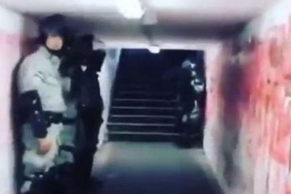 Η φυσούνα στο γήπεδο του Ερυθρού Αστέρα είναι ό,τι πιο τρομακτικό έχεις δει! (video)