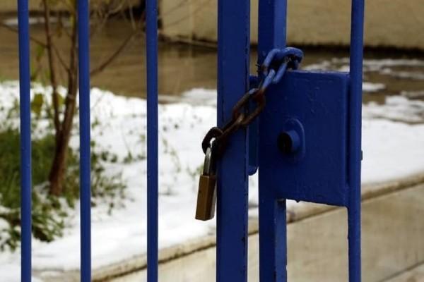 Κλειστά σχολεία στο Ηράκλειο τη Δευτέρα!
