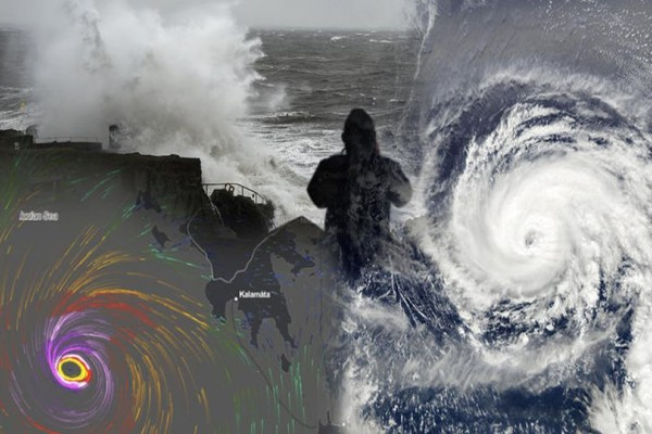 Νέο έκτακτο δελτίο από την ΕΜΥ: Έρχεται κυκλώνας που θα σαρώσει την Ελλάδα!