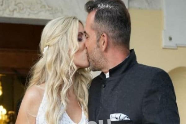 Στέφανος Κωνσταντινίδης: Ο λαμπερός γάμος και το... τάμα!