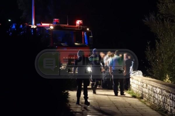 Συναγερμός στα Ιωάννινα: Γυναίκα έπεσε στη λίμνη! (Photo & Video)