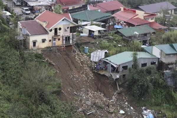 Φιλιππίνες: 59 οι νεκροί από τον τυφώνα Μανγκούτ!