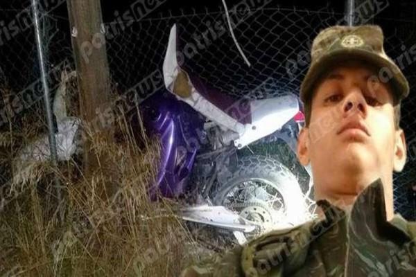 Θρήνος στην Ηλεία: Αυτός είναι ο 21χρονος που βρήκε τραγικό θάνατο σε τροχαίο! (photos)
