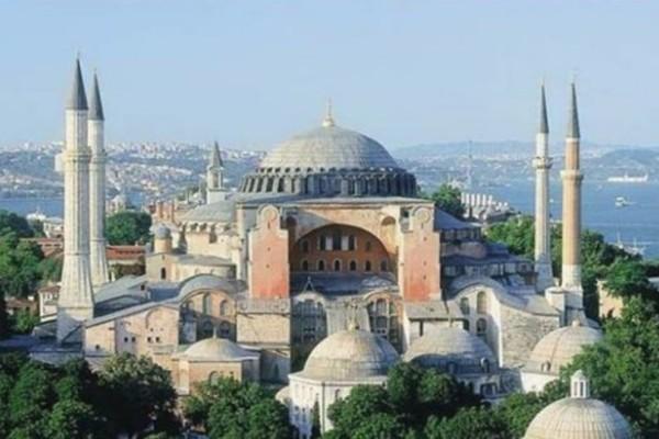 Παραμένει μουσείο η Αγία Σοφία! - H απόφαση του τουρκικού δικαστηρίου