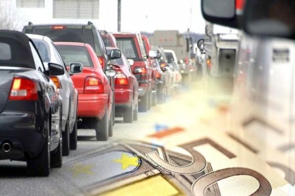 Έρχεται χαράτσι για χιλιάδες οδηγούς!