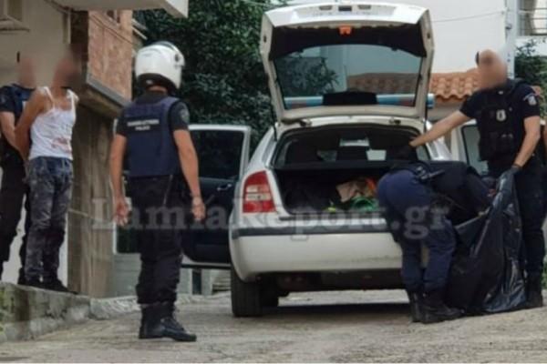 Σοκ στη Λαμία: Μαχαίρωσε νεαρή γυναίκα μπροστά σε παιδιά!
