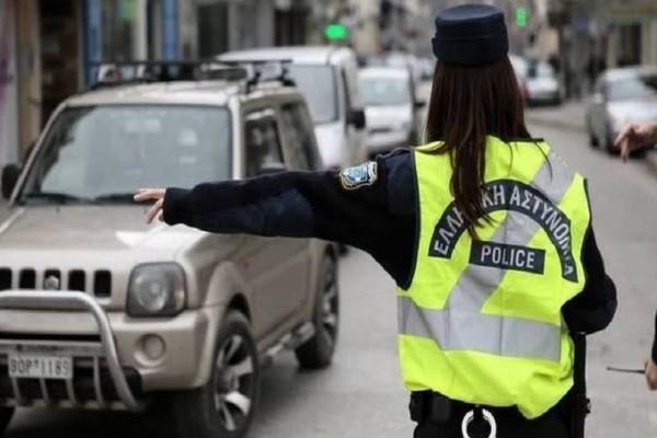 Οδηγοί δώστε βάση: Κυκλοφοριακές ρυθμίσεις από σήμερα στην Αθηνών-Λαμίας!