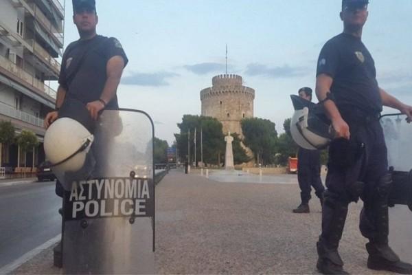 Συναγερμός στη Θεσσαλονίκη: Προσαγωγές στο Λευκό Πύργο!