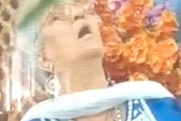 Σκηνές σοκ: Πέθανε σε live μετάδοση ενώ μιλούσε σε εκπομπή!