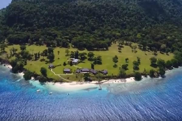 Το εξωτικό νησί που πωλείται 10 εκατ. δολάρια!