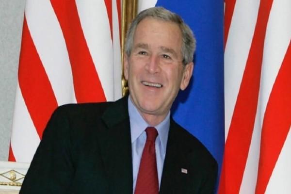 Ο Μπους καλεί τους Σκοπιανούς να ψηφίσουν