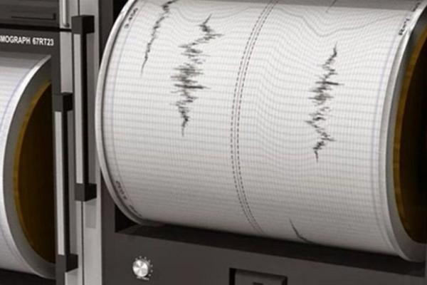 Απανωτοί σεισμοί στην Κρήτη!