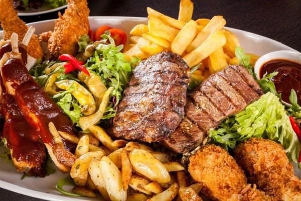 Σκέφτεσαι να γίνεις χορτοφάγος; - 6 καλοί λόγοι για να κόψεις το κρέας!