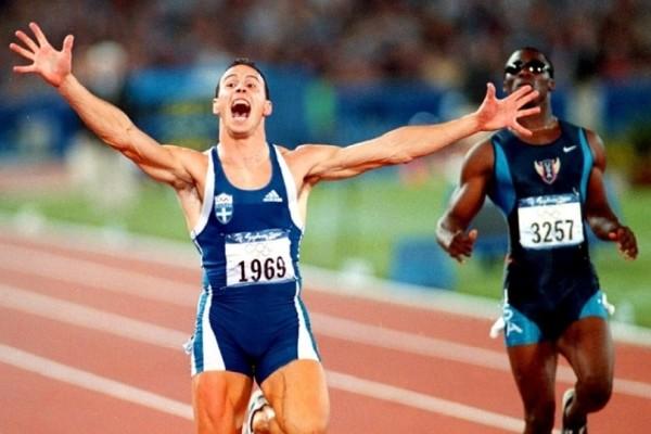 Σαν σήμερα στις 28 Σεπτεμβρίου το 2000 ο Κώστας Κεντέρης κατέκτησε το χρυσό ολυμπιακό μετάλλιο στο Σίδνεϊ!