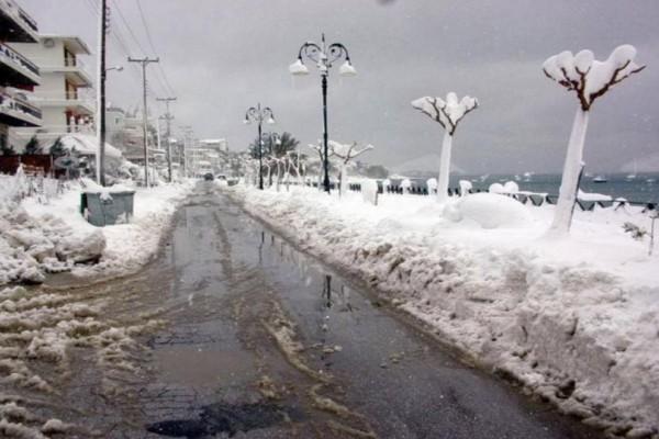 Μετεωρολογική βόμβα: Απίστευτη αλλαγή του καιρού με χιόνια από εβδομάδα στην Ελλάδα!