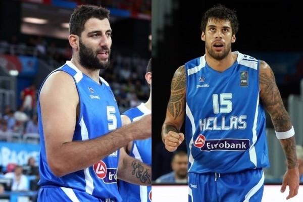 Εθνική Ανδρών μπάσκετ: Χωρίς Πρίντεζη και Μπουρούση κόντρα στη Γεωργία!