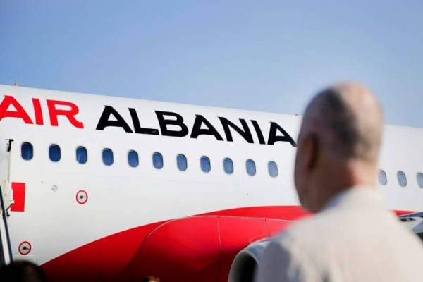 Είναι γεγονός η πρώτη πτήση της Air Albania: Ποια διαδρομή έκανε;
