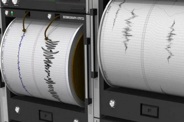 Ισχυρός σεισμός 5,2 Ρίχτερ ανοιχτά της Μεθώνης!