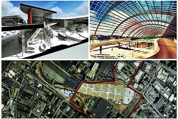 Αυτός θα είναι ο νέος σταθμός των ΚΤΕΛ στον Ελαιώνα! (photos)