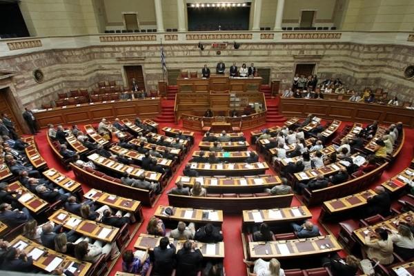 Στα πρόθυρα της διάλυσης κόμμα της Βουλής των Ελλήνων!