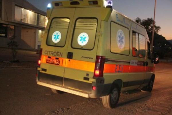 Κρήτη: Στο νοσοκομείο κοριτσάκι μετά από τροχαίο στα Χανιά!