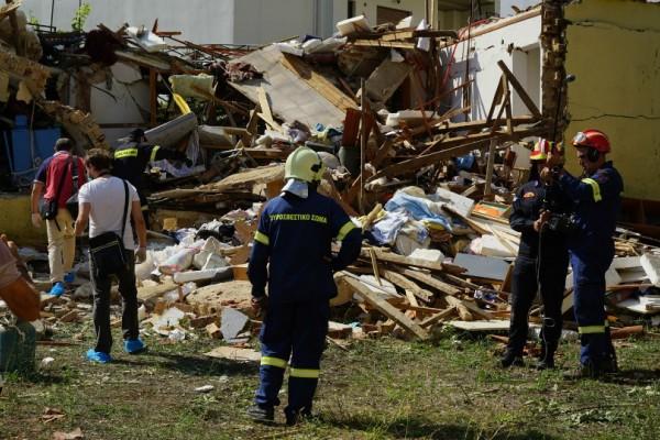 Ιωάννινα: Πέθανε ο 66χρονος που τραυματίστηκε σοβαρά μετά από έκρηξη!