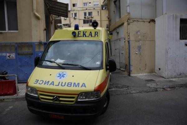 Σοκ στην Λαμία: 4χρονη έπεσε από το μπαλκόνι!