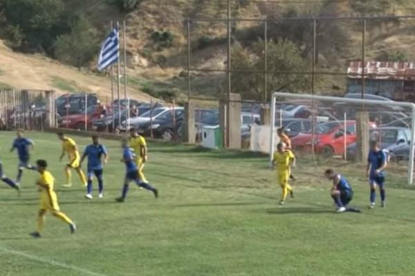 Απίστευτη μετάδοση αγώνα στην Θράκη: «Εβαλε το γκολ ο Φώτης, ο γιός του Τάσου με τα ψημένα ορνίθια»
