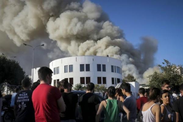 Φωτιά στο Πανεπιστήμιο Κρήτης: Έκτακτο βοήθημα 2.000 ευρώ στους φοιτητές!
