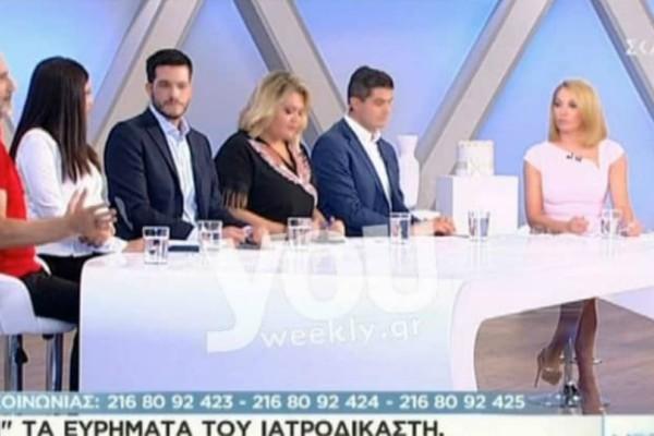 Εντυπωσίασε η Τατιάνα Στεφανίδου στην πρεμιέρα της! Τα πρώτα πλάνα...  (video)