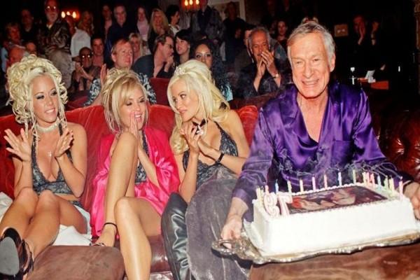 Τα 5 αξέχαστα πάρτι που έκαναν το Playboy την «Μέκκα» της διασκέδασης!