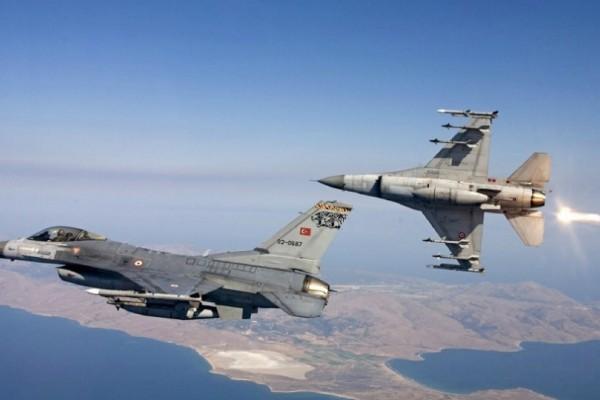 43 παραβιάσεις του ελληνικού εναερίου χώρου στο Αιγαίο!