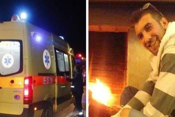 Μανόλης Κυραλάκης: Αυτός είναι ο 31χρονος Αστυνομικός που σκοτώθηκε σε τροχαίο στο ΣΕΦ!