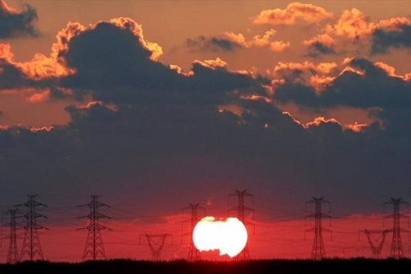 Η φωτογραφία της ημέρας: Ηλιοβασίλεμα στο Κάιρο!