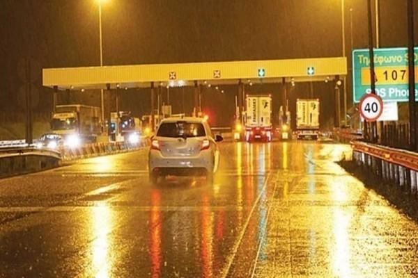 Σας αφορά: Άνοιξε το ρεύμα κυκλοφορίας προς Πάτρα στην εθνική Αθηνών - Κορίνθου!