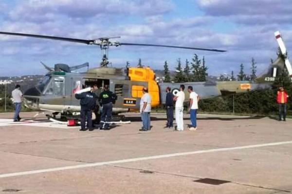 Σκιάθος: Σοβαρός τραυματισμός τουρίστα που έπεσε από μπαλκόνι
