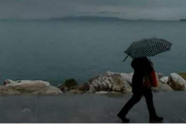 Καιρός: Βροχές και άνεμοι σήμερα Πέμπτη